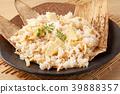 食用笋 竹笋饭 煮杂烩饭 39888357