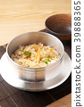 Bamboo shoots rice 39888365