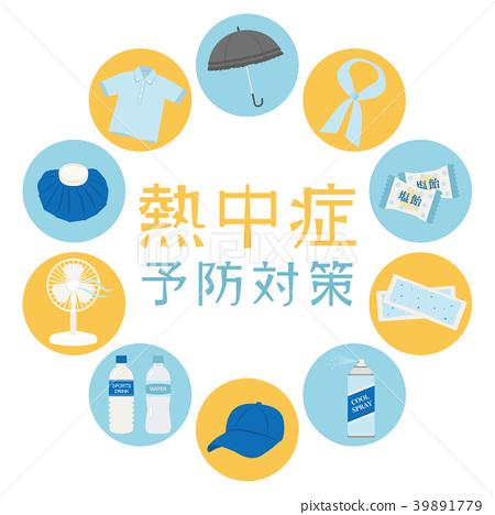 中暑 预防 测量 39891779
