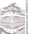nijo castle, world heritage, important cultural property 39892471