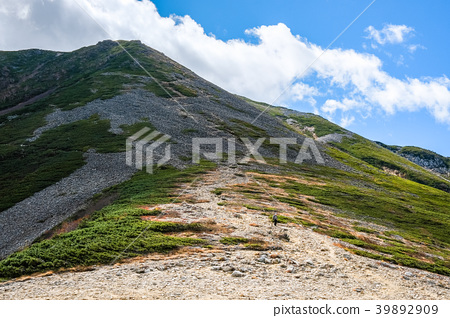常念岳 常念山 常念山脈 39892909