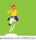 football soccer jump 39901101