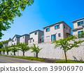 新建的独立式住宅 39906970