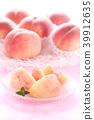 복숭아, 과일, 후르츠 39912635