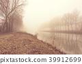 冬天 冬 河 39912699