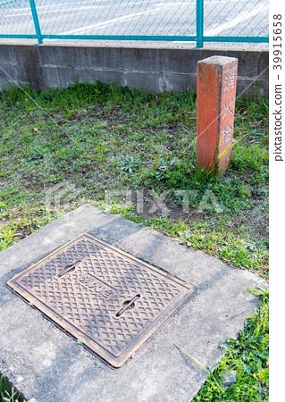 야외 지하 식 소화전 (맨홀) 39915658