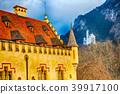 Famous bavaria landmark Neuschwanstein Castle in 39917100