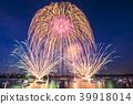 [미에현] 구와 수향 불꽃 놀이 39918014