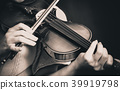 female musician hands playing violin 39919798