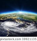 globe earth 3d 39921135