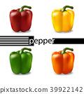 vegetable vector paprika 39922142