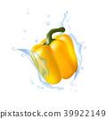 drop 3d paprika 39922149