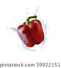 drop 3d paprika 39922151