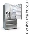 Open fridge freezer 39922344