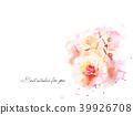 水彩玫瑰 39926708