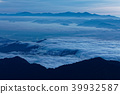heap, mountain, sea of clouds 39932587