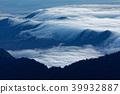 云海 山脉 风景 39932887