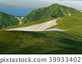 mountain, iide mountain range, morning 39933402