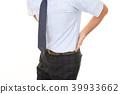 一個患有腰痛的男人 39933662