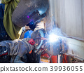 Welding machine structure byMIG Welding 39936055