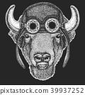 Buffalo helmet biker 39937252