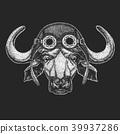 buffalo helmet biker 39937286