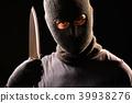 man, criminal, weapon 39938276