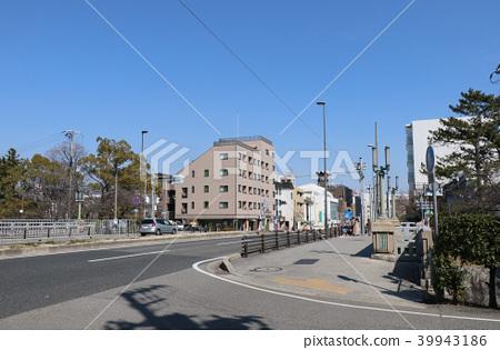 Nishinomiya City Route 2 Kamogawa Bridge 39943186