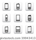 phone, icon, web 39943413