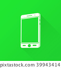 Mobile phone icon 39943414