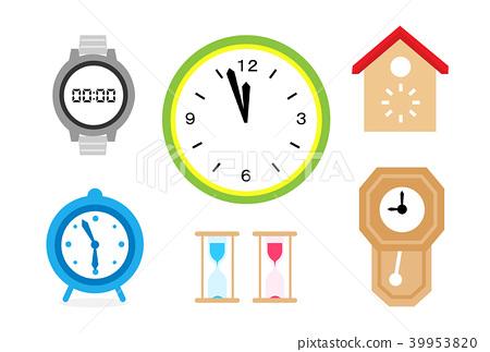 钟表 时钟 钟 39953820