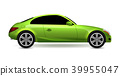 vector automobile coupe 39955047