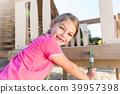 girl, playground, child 39957398