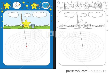 Preschool worksheet 39958947