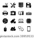 computer icon laptop 39959533