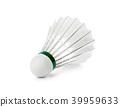 Badminton shuttlecock 39959633