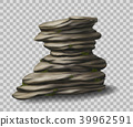 Rock stones collection 39962591