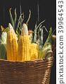 Fresh corns 39964543