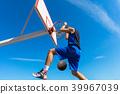 dunk, slam, basketball 39967039