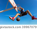 dunk, slam, basketball 39967079