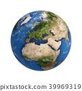地球 土 地球仪 39969319