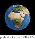 지구, 지도, 약도 39969322