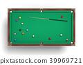 billiard, 3d, table 39969721