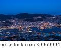 夜景 长崎 城市景观 39969994