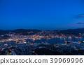 """""""长崎县""""夜景日本的稻佐山,三大夜景 39969996"""