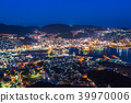 夜景 长崎 城市景观 39970006