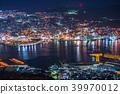 """""""长崎县""""夜景日本的稻佐山,三大夜景 39970012"""