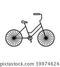bicycle, bike, logo 39974624