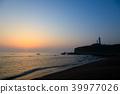inubosaki, lighthouse, morning 39977026
