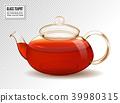 vector 3d teapot 39980315
